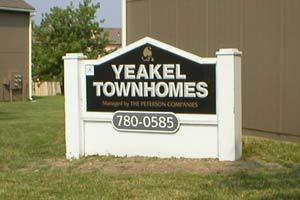Yeakel Townhomes for rent
