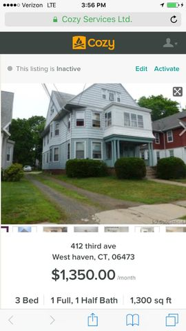412 Third Ave, West Haven, CT 06473