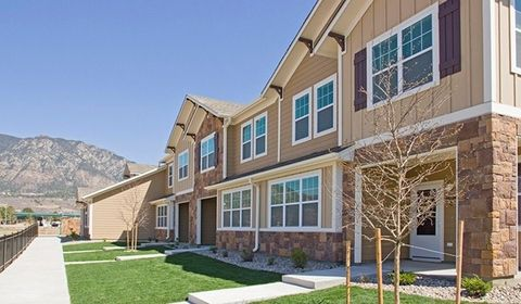 6800 Prussman Blvd, Fort Carson, CO 80913