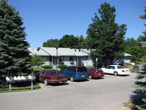 324 N Eugene St, Mesick, MI 49668