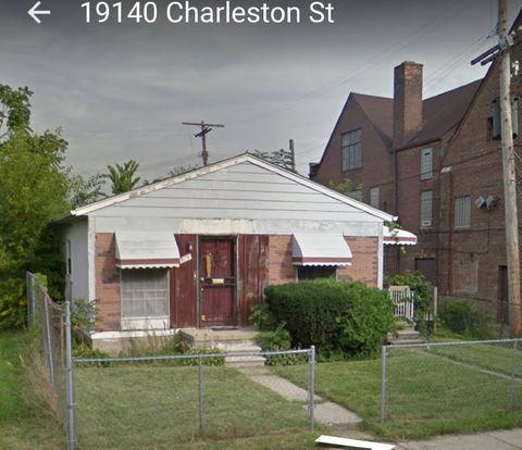 19140 Charleston St, Highland Park, MI 48203