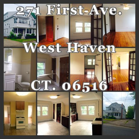 271 1st Ave # 3, West Haven, CT 06516