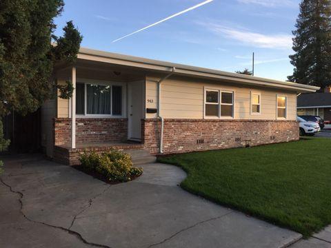 943 Oak Ave, Redwood City, CA 94061