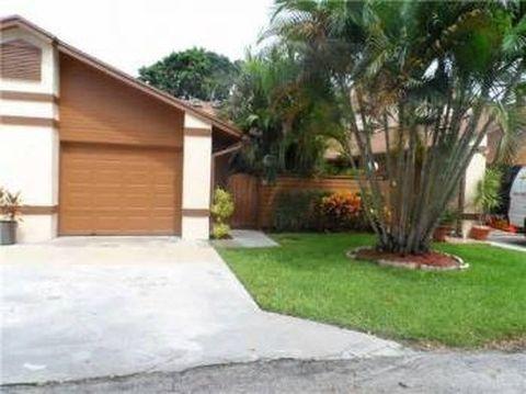 3769 Blue Ridge Rd, West Palm Beach, FL 33406