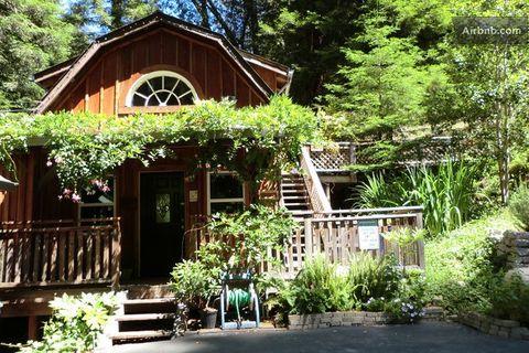 740 Mystery Spot Rd, Santa Cruz, CA 95065