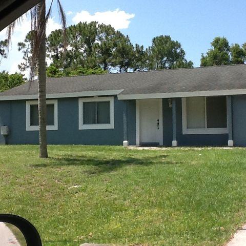 461 Nw Archer Ave, Port Saint Lucie, FL 34983