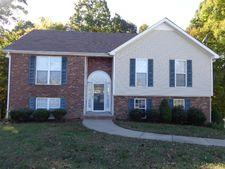 284 Sunny Slope Ct, Clarksville, TN 37043