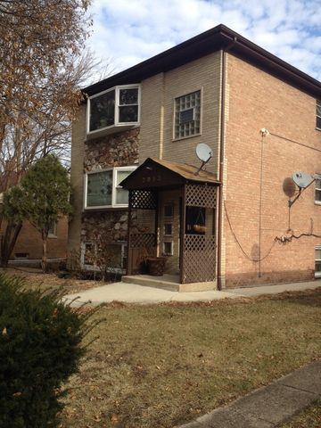 2013 S 16th Ave Unit 1, Broadview, IL 60155
