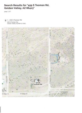 459 S Tooman Rd, Golden Valley, AZ 86413