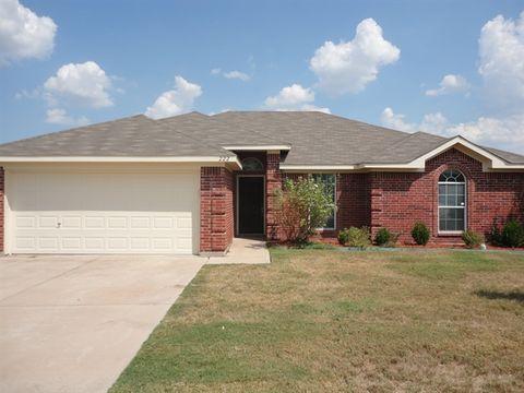 222 Whitestone Way, Weatherford, TX 76085