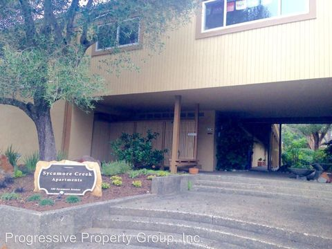 100 Sycamore Ave, San Anselmo, CA 94960