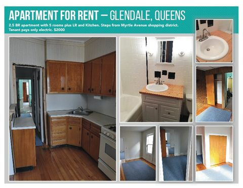 Glendale Queens Apartments For Rent