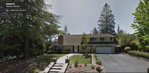 19832 Braemar Dr, Saratoga, CA 95070