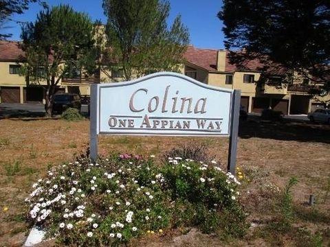 1 Appian Way Unit 705 7, South San Francisco, CA 94080