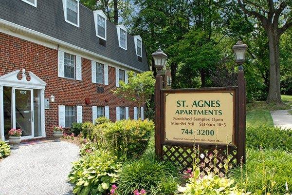 St Agnes Apartments Baltimore