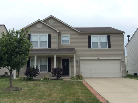 6841 W Raleigh Dr, McCordsville, IN 46055