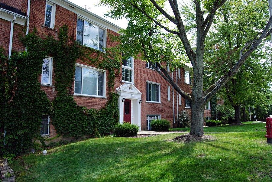 Nob Hill Apartments Ann Arbor