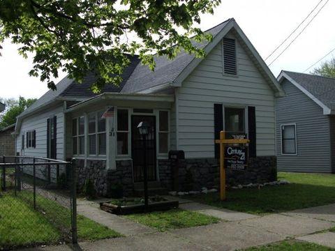 31 E Swartzel Ave, Vincennes, IN 47591