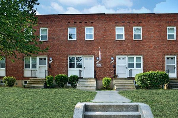 College Gardens Apartments Townhouses Baltimore See Pics Avail