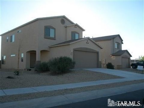 6616 S Giuliani Ave, Tucson, AZ 85757