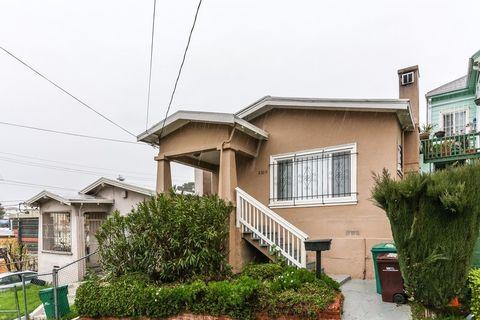 2320 E 23rd St, Oakland, CA 94601