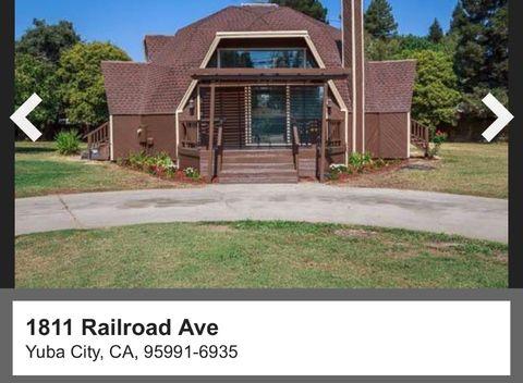 1811 Railroad Ave, Yuba City, CA 95991