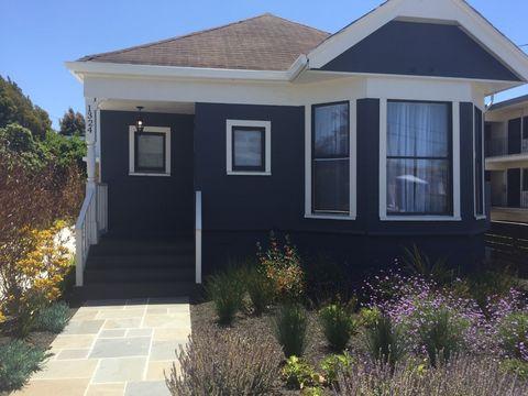 1324 Burnett Street Acton St, Berkeley, CA 94702
