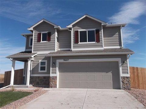 9607 Desert Lily Cir, Colorado Springs, CO 80925