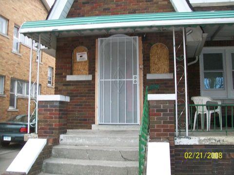 8355 Wisconsin St, Detroit, MI 48204