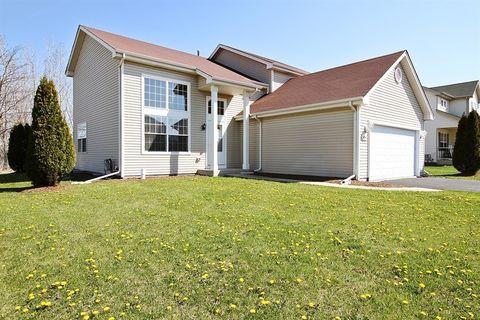 4798 W Lilac Ave, Monee, IL 60449