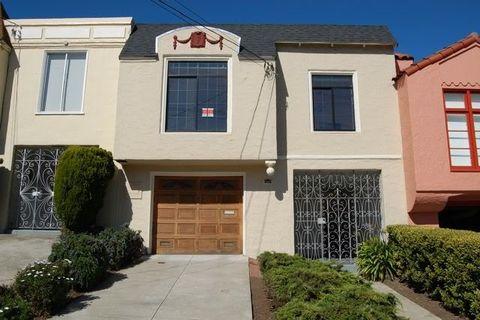 1947 21st Ave, San Francisco, CA 94116