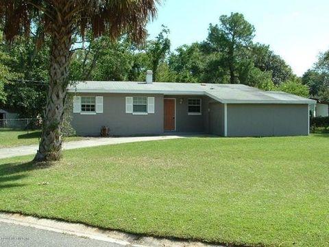 2319 Eudine Dr W, Jacksonville, FL 32210