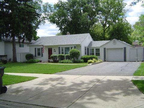 348 N Oak Ave, Wood Dale, IL 60191