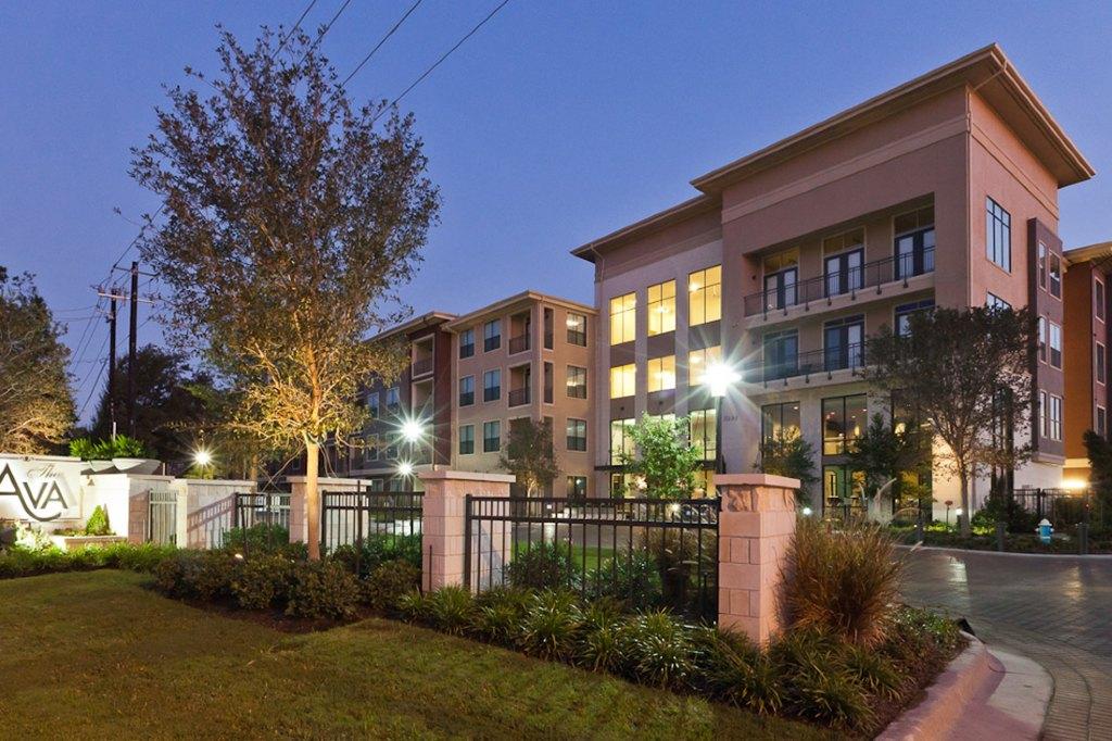 The Ava Apartments Houston