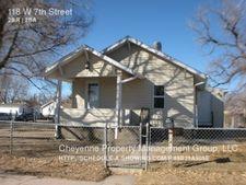 118 W 7th St, Cheyenne, WY 82007