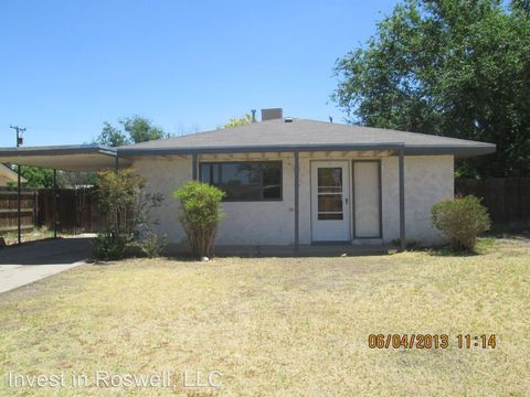 1609 S Kansas Ave, Roswell, NM 88203