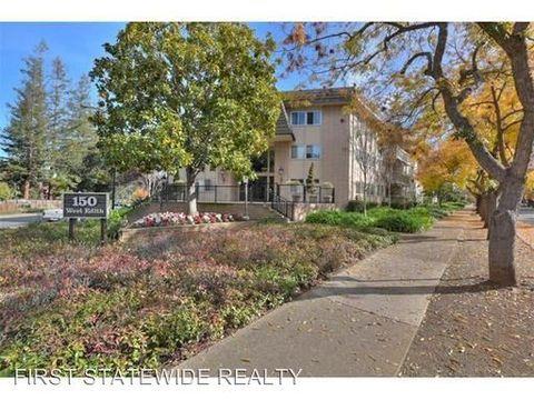 150 W Edith Ave Apt 19, Los Altos, CA 94022