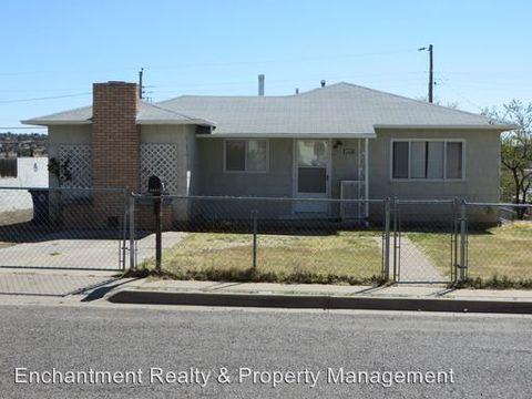 3008 N Mann Dr, Silver City, NM 88061