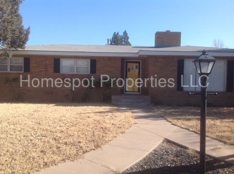 2103 S Avenue G, Portales, NM 88130