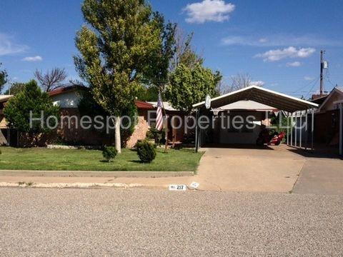 217 Oklahoma Dr, Portales, NM 88130