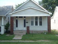 1442 E Division St, Evansville, IN 47711