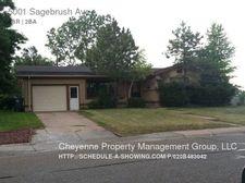 5001 Sagebrush Ave, Cheyenne, WY 82009