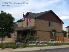 2328 73rd Avenue Ct, Greeley, CO 80634