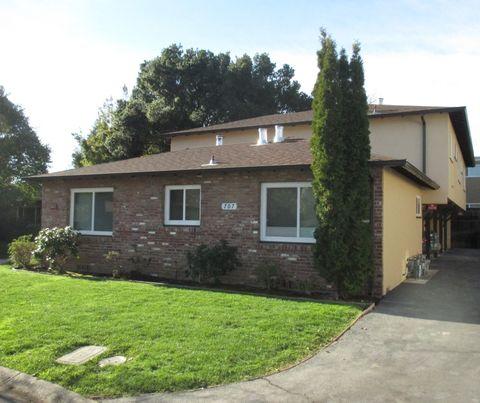 707 Curtis Way, Menlo Park, CA 94025