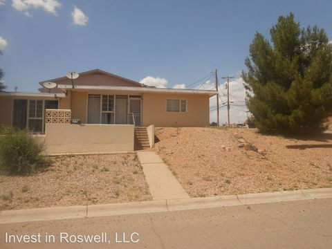 607 W 11th St, Roswell, NM 88201
