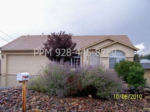 4640 N Morning Star Dr, Prescott Valley, AZ 86314