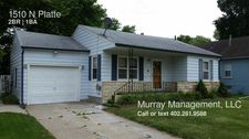1510 N Platte Ave, Fremont, NE 68025
