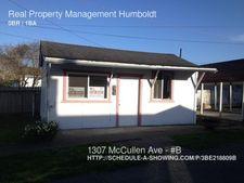 1307 Mccullen Ave, Eureka, CA 95503