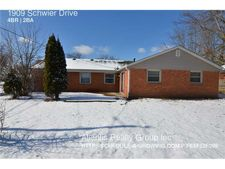 1909 Schwier Dr, Indianapolis, IN 46229