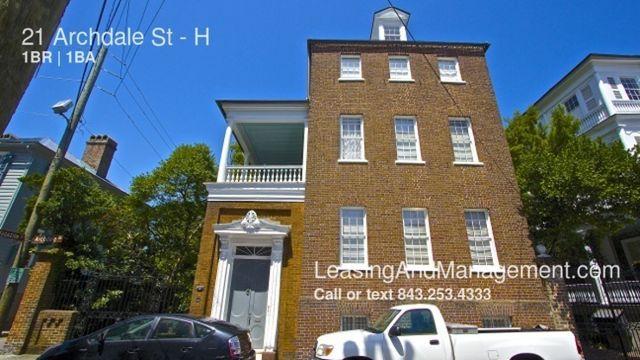 21 Archdale St Charleston Sc 29401